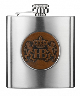 HB 'Slight Thirst' Hip Flask