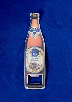 HB Bottle Magnet Bottle Opener