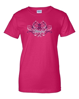 HB Ladies Oktoberfest Short Sleeve T-Shirt