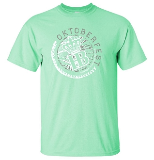 OKT 17 Men's Circle Mint T-Shirt