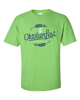 OKT 17 Men's Lime T-Shirt