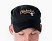 HB Oktoberfest Embroidered Military Cap - Black