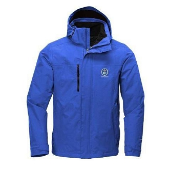 The North Face Traverse Triclimate 3-in-1 Jacket - Monster Blue/ TNF Black