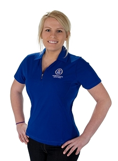 HB Pebble Beach Polo Ladies - Royal Blue
