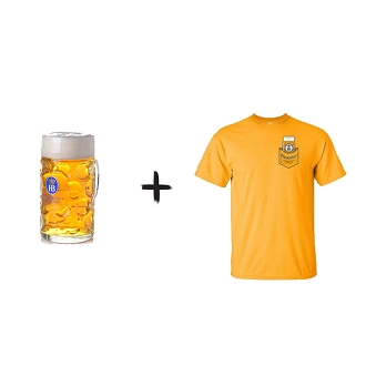 HB Take Home OKTOBERFEST Kit *NO HAT*