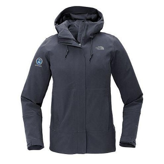 The North Face Ladies Apex DryVent Jacket - Urban Navy