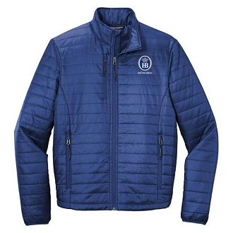 Port Authority® Packable Puffy Jacket - Royal