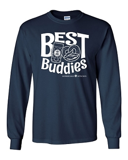 HB Best Buddies Long Sleeve T-Shirt