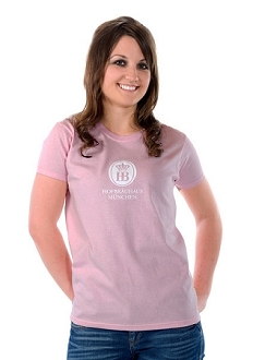 HB Ladies T-Shirt - Pink