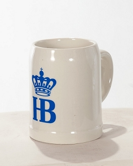 HB Ceramic Stein Coffee Mug
