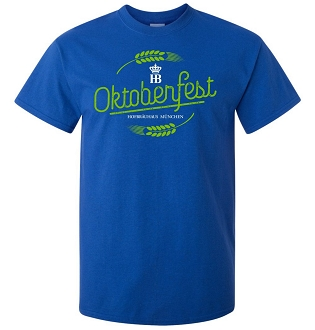 OKT 17 Men's Royal T-Shirt