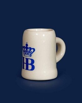 HBA-Shot Glass-Clay Stein