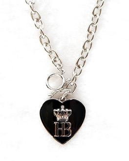 HB Heart Toggle Necklace