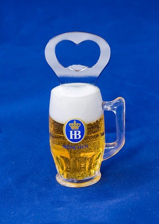 HB Mug Magnet Bottle Opener