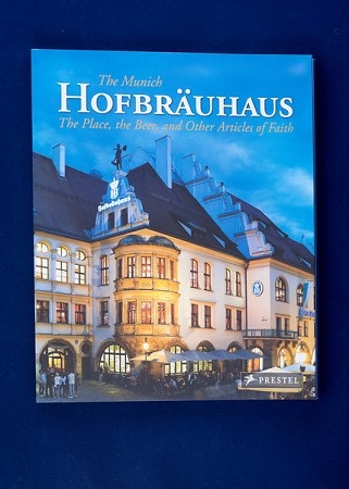 "HB ""The Munich Hofbräuhaus"" Book"