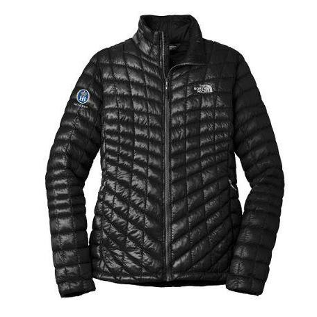 The North Face ThermoBall Ladies Trekker Jacket - TNF Black