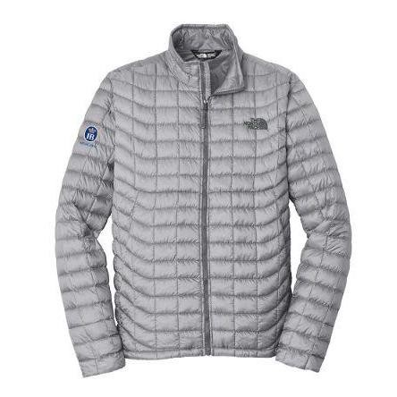 The North Face ThermoBall Trekker Jacket - Mid Grey